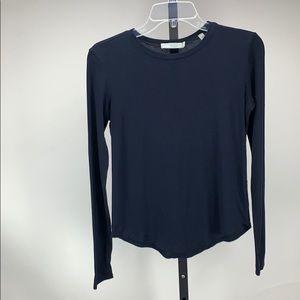 Vince Long Sleeve Shirt Size XS